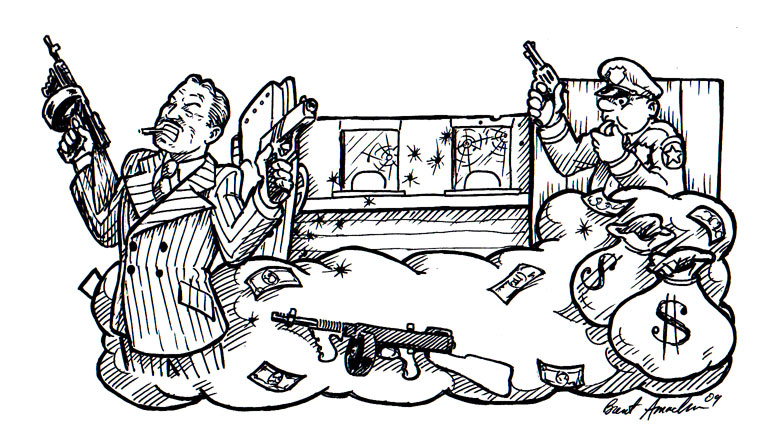 robber coloring pages - photo#45